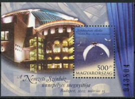 Hongarije, michel blok 270, xx