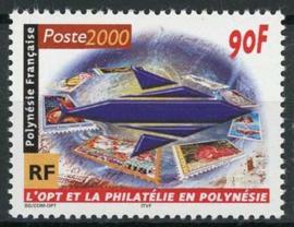 Polynesie, michel 814 , xx