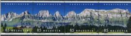 Zwitserland, michel 2487/90, xx