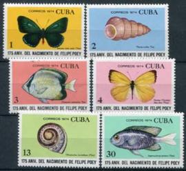 Cuba, michel 1968/73, xx