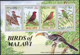 Malawi, michel blok 65, xx
