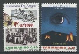 San Marino , michel 2367/68 , xx