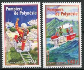 Polynesie Fr., michel 1063/64, xx