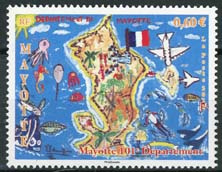 Mayotte, michel 260, xx