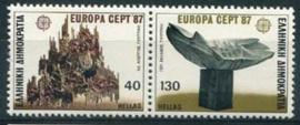 Griekenland, michel 1651/52 A, xx