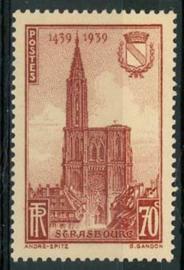 Frankrijk, michel 458, xx