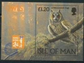 Isle of Man , michel blok 28 , xx