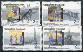 Thailand, michel 1456/59, xx