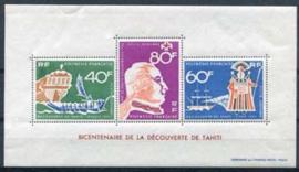 Polynesie, michel blok 1, xx
