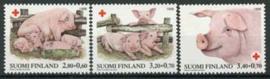 Finland, michel 1427/29, xx
