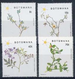 Botswana, michel 447/50, xx