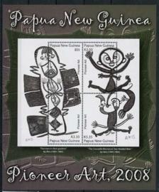 Papua N.Guinea, michel blok 61, xx