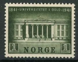 Noorwegen, michel 258, x