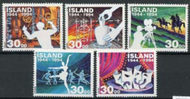 IJsland, michel 802/06, xx