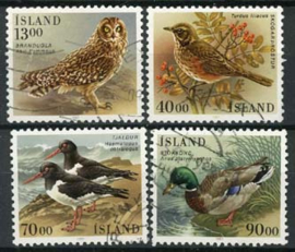 IJsland, michel 668/71, o