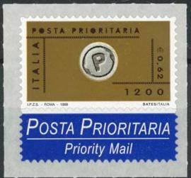 Italie, michel 2640, xx