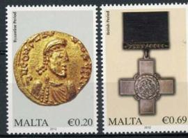 Malta, michel 1696/97, xx