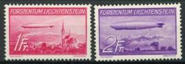 Liechtenstein, michel 149/50, x
