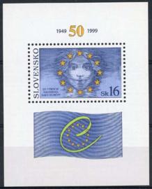 Slowakije, michel blok 11, xx