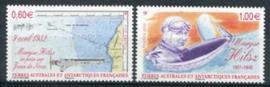 Antarctica Fr., michel 791/92, xx