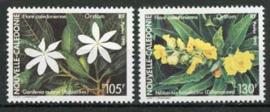 N.Caledonie, michel 887/88, xx