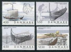 Denemarken, michel 1377/80, xx