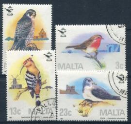 Malta, michel 762/65, o