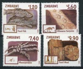 Zimbabwe, michel 621/24, xx