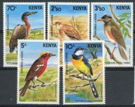 Kenya , michel 283/87, xx