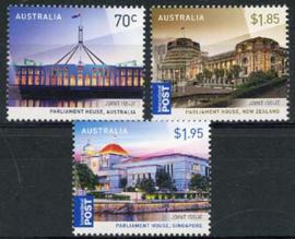 Australie, michel 4341/43 I, xx
