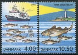 Denemarken, michel 1316/17, xx