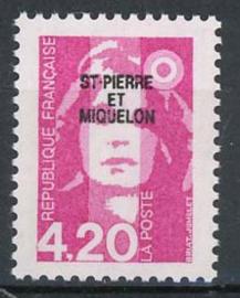 St.Pierre, michel 648, xx