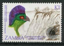 Zambia, michel 289, xx