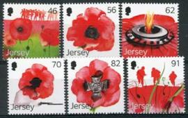 Jersey, michel 1803/08, xx