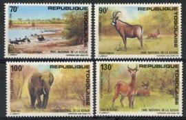 Togo, michel 1986/89, xx
