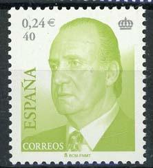 Spanje, michel 3628, xx