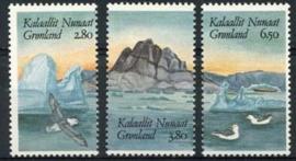 Groenland, michel 169/71 , xx