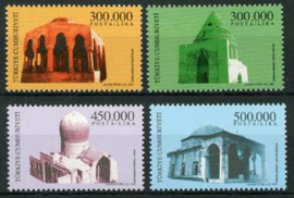Turkije, michel 3289/92, xx