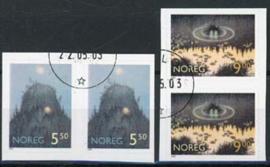 Noorwegen, michel 1463/64 D/D, 2003