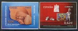 Spanje, michel 4461/62, xx