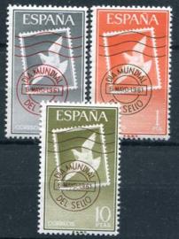 Spanje, michel 1243/45, xx