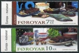 Faroer, michel 528/29, xx