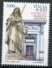Italie, michel 2671, xx