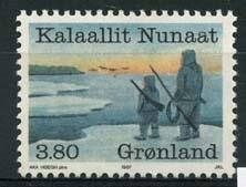 Groenland , michel 173 , xx