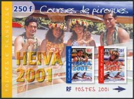 Polynesie, michel blok 27, xx
