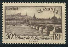 Frankrijk, michel 463, xx