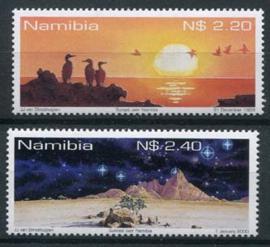 Namibie, michel 1002/03, xx