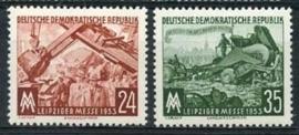 DDR , michel 380/81 , xx