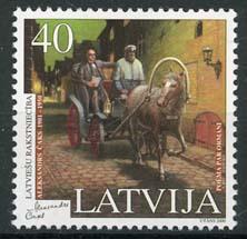 Letland, michel 518, xx