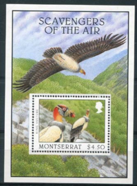 Montserrat, michel blok 75, xx